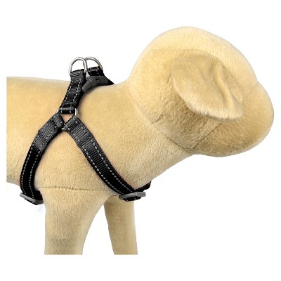 Core Reflective Dog Harness - Black - Medium - Boots & Barkley™