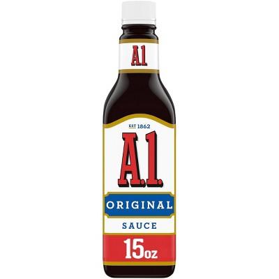 A.1. Steak Sauce - 15oz
