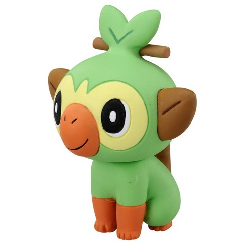 Takara Tomy Pokemon Monster Collection Moncolle MS-03 Grookey Action Figure - image 1 of 3