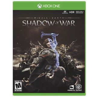 Middle Earth: Shadow of War Xbox One