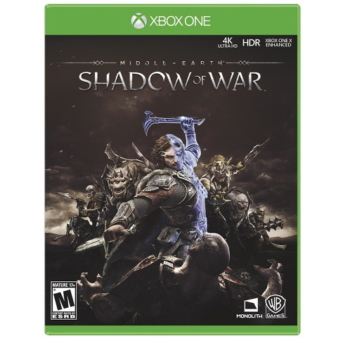 Middle Earth: Shadow of War Xbox One - image 1 of 1