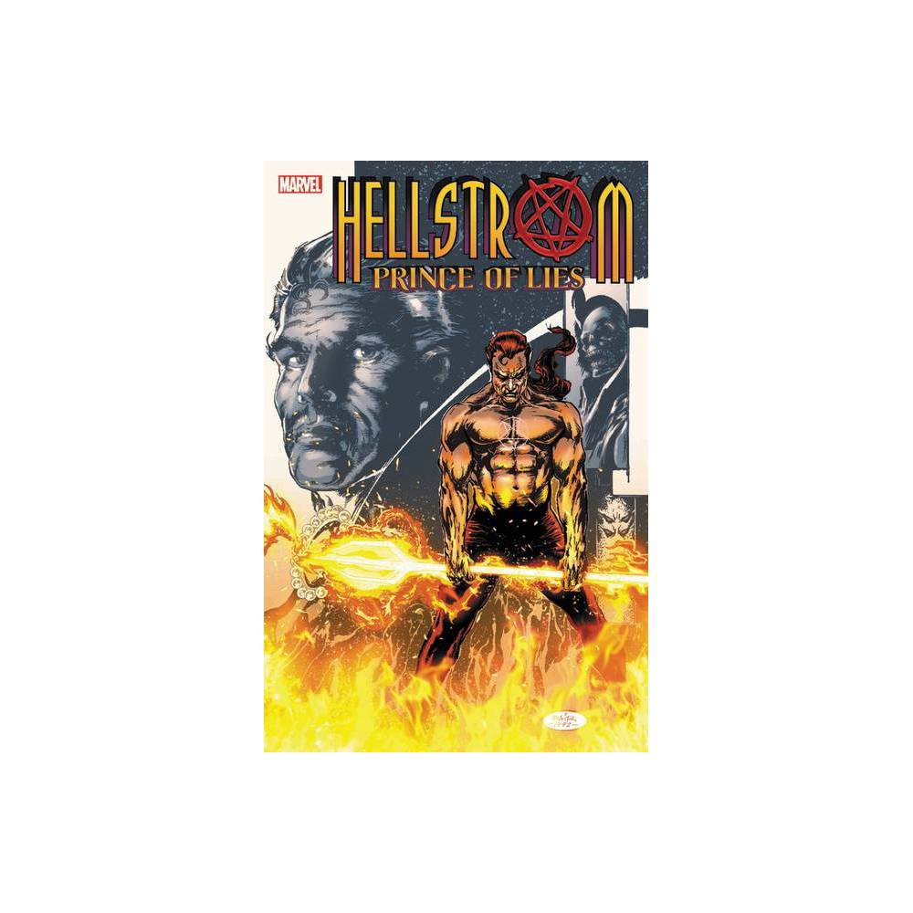 Hellstrom Prince Of Lies Paperback