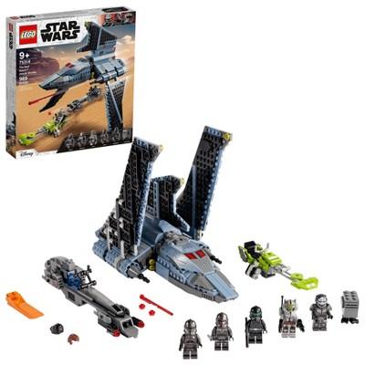 LEGO Star Wars The Bad Batch Shuttle 75314