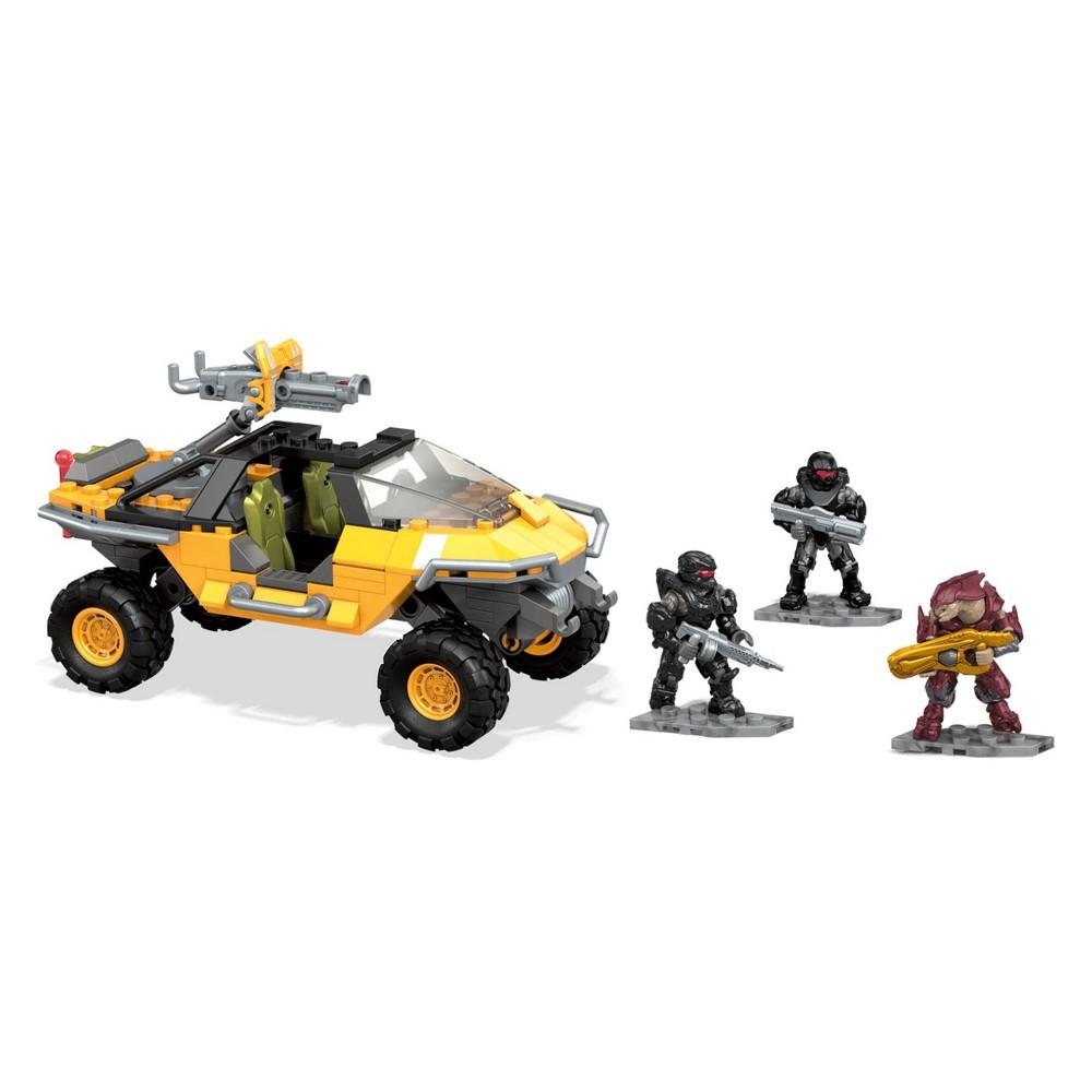 Mega Construx Halo Warthog Security Patrol