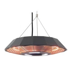 Infrared Electric Hanging LED Outdoor Heater - EnerG+