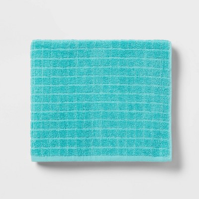 Grid Texture Bath Towel - Room Essentials™
