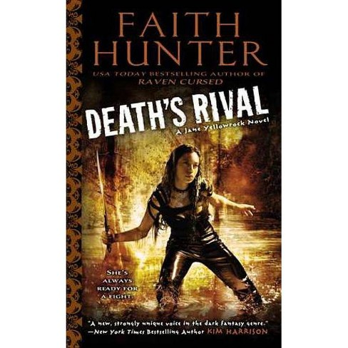 Death's Rival - (Jane Yellowrock Novels) by  Faith Hunter (Paperback) - image 1 of 1