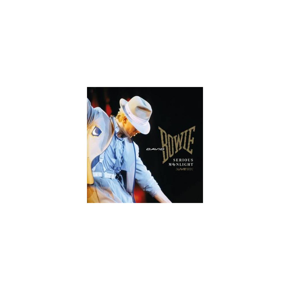 David Bowie - Serious Moonlight (Live 83) (CD)