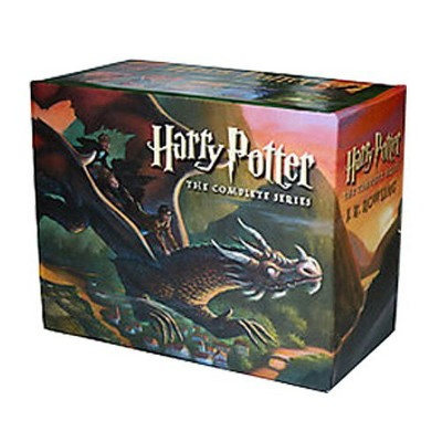 Harry Potter: The Complete Series Boxed Set (Paperback)by J. K. Rowling