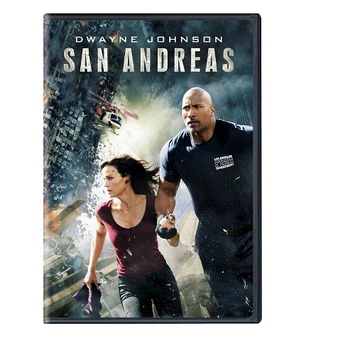 San Andreas, Movies