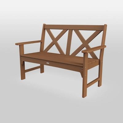 Shawboro POLYWOOD Outdoor Patio Bench - Threshold™