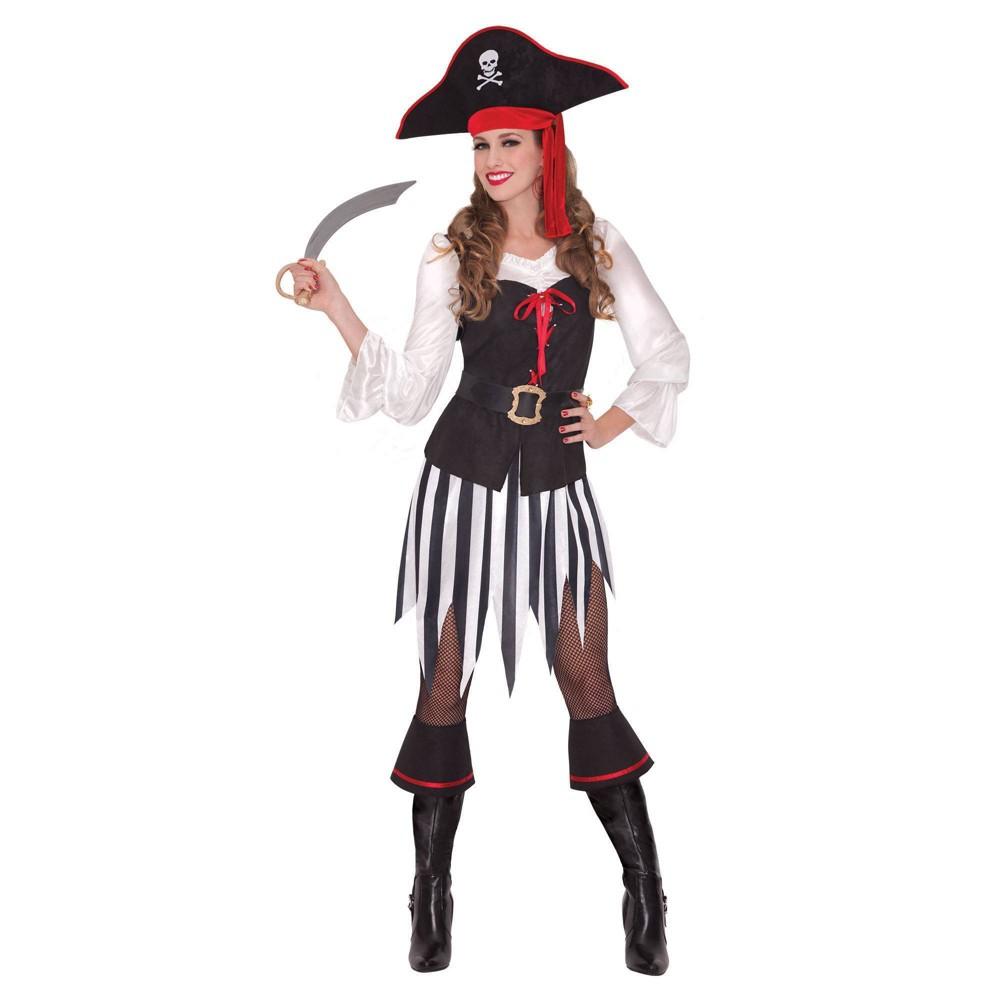Best Women High Seas Sweetheart Halloween Costume M Multicolored
