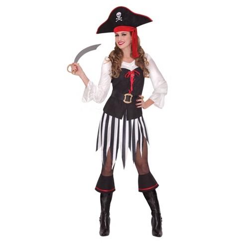 Women's High Seas Sweetheart Halloween Costume - image 1 of 1