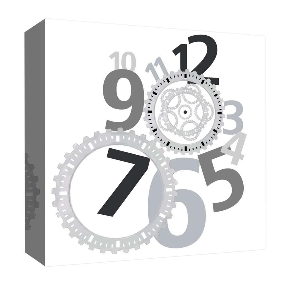 16 34 X 16 34 Clocks Decorative Wall Art Ptm Images