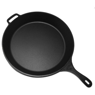 Westinghouse Cast Iron Seasoned Skillet, 15-Inch