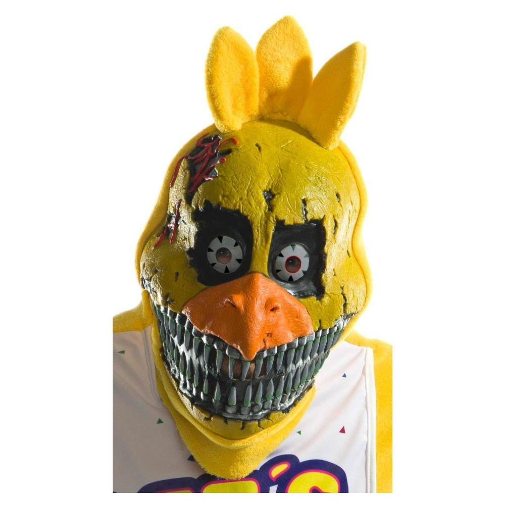 Adult Five Nights at Freddy's Nightmare Chica Mask, Men's