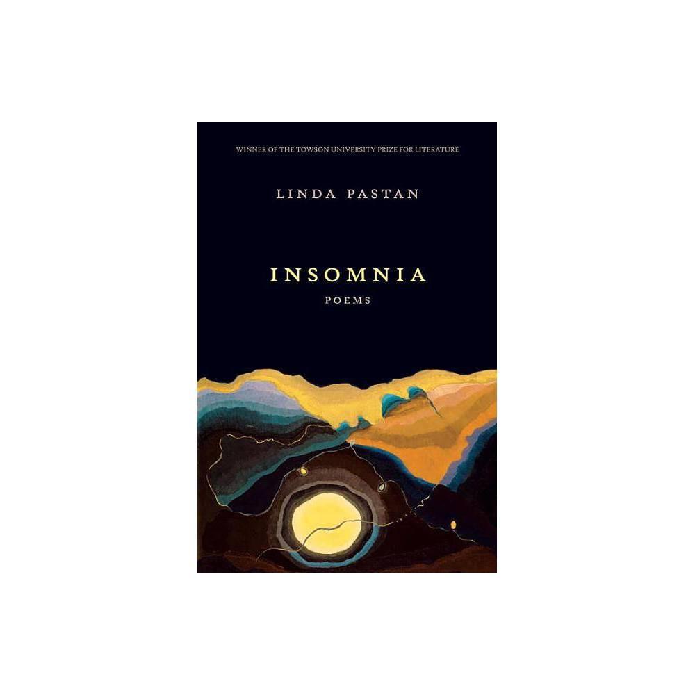 Insomnia By Linda Pastan Paperback