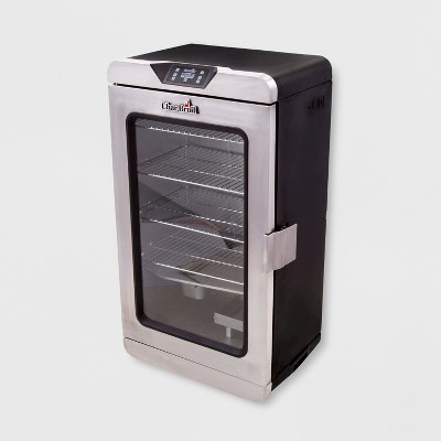 "Char-Broil 1000"" Deluxe Digital Electric Smoker 17202005 - Silver"