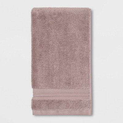 Spa Hand Towel Light Mauve - Threshold Signature™
