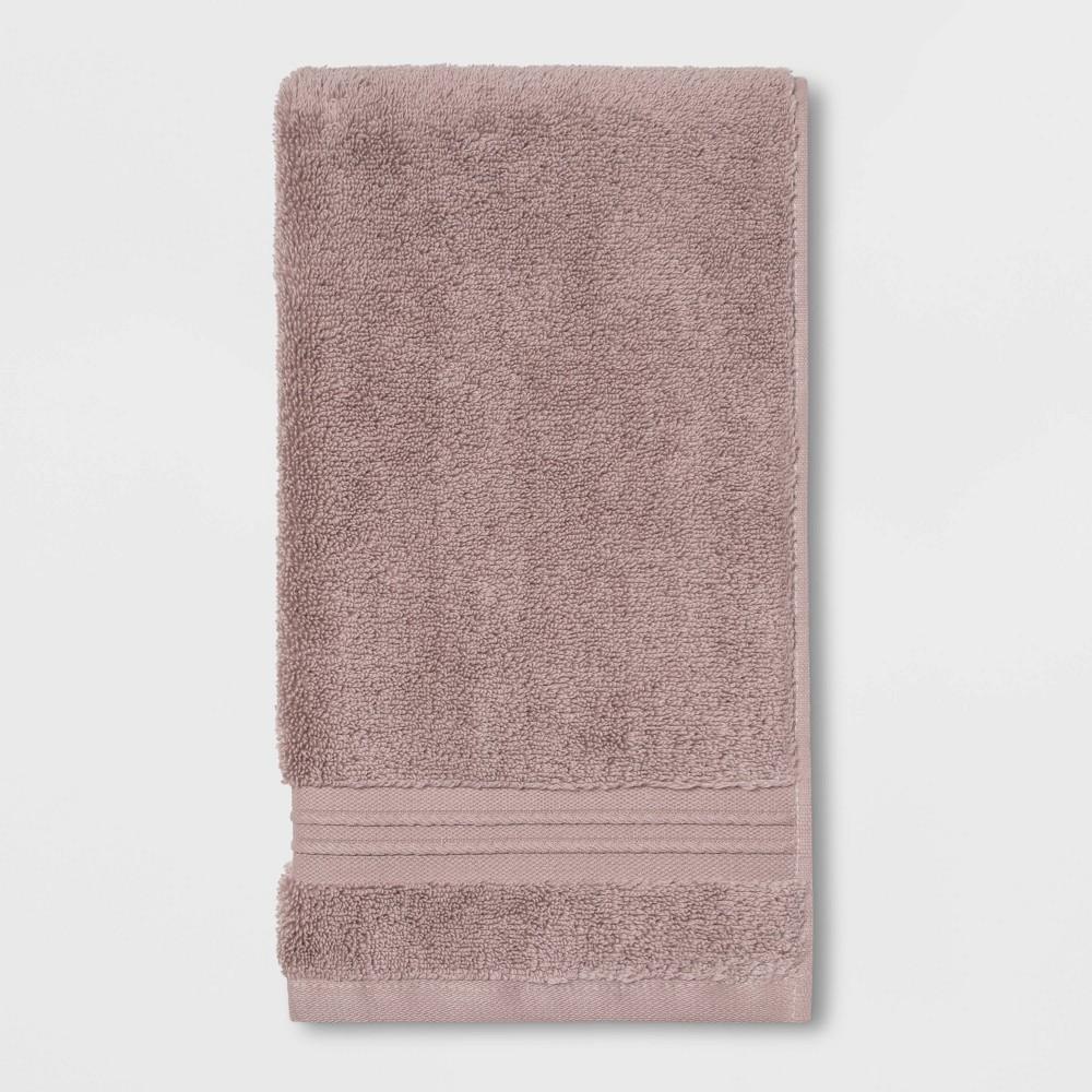 Spa Hand Towel Light Mauve - Threshold Signature Buy