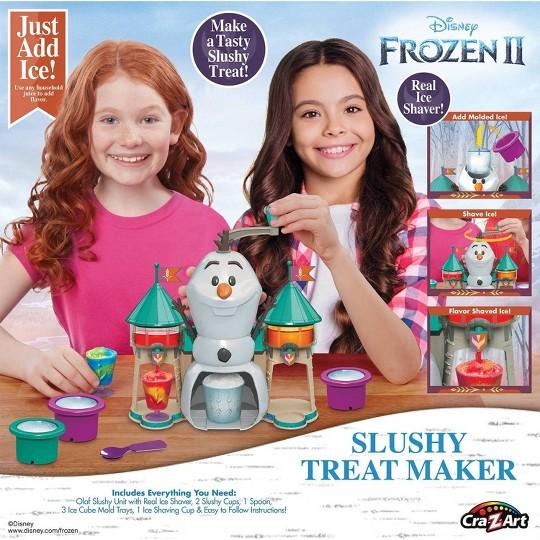 Disney Frozen 2 Slushy Treat Maker Activity Kit image number null