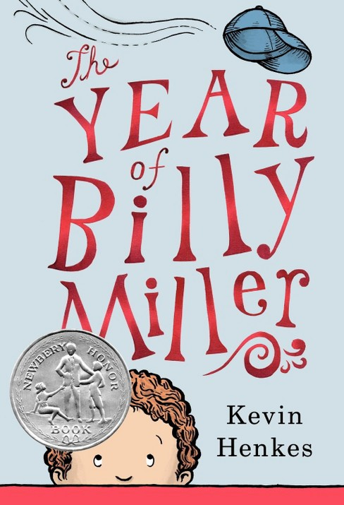 The Year of Billy Miller (Hardcover) - image 1 of 2
