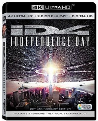 Independence Day 20th Anniversary (4K/UHD + Digital)