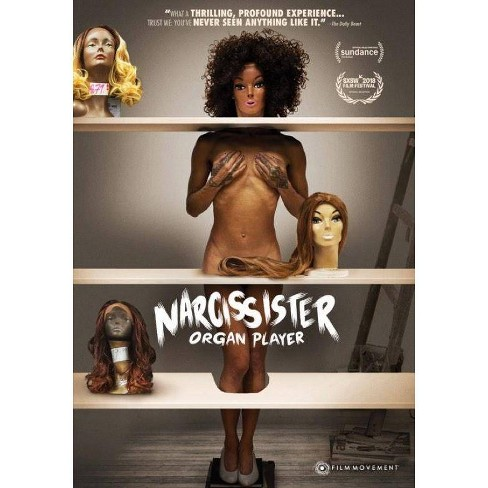 Narcissister Organ Player (DVD) - image 1 of 1