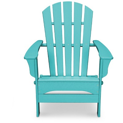 POLYWOOD® St Croix Aruba Patio Adirondack Chair - Exclusively At Target