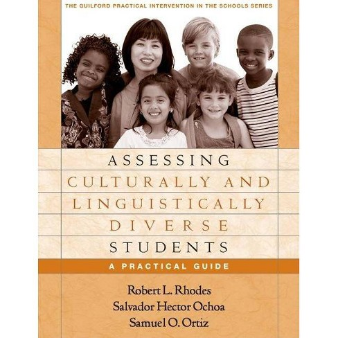 Assessing Culturally and Linguistically Diverse Students - (Paperback) - image 1 of 1