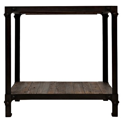 Forge End Table Brown - Jofran