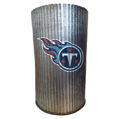 NFL Tennessee Titans Metal Cylinder Vase - image 1 of 1