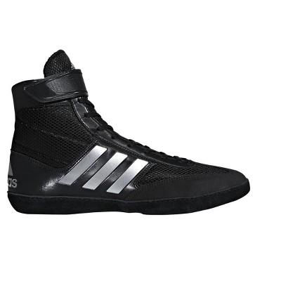 Adidas Men's Combat Speed 5 Wrestling Shoe - Black 12