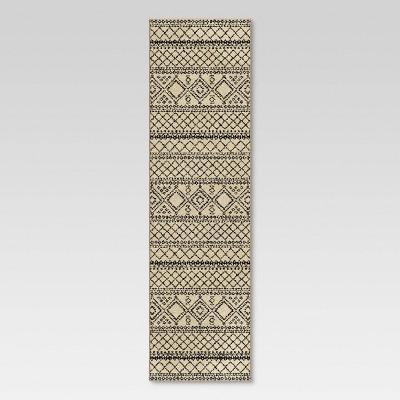 Aztec Fleece Area Rug - Threshold