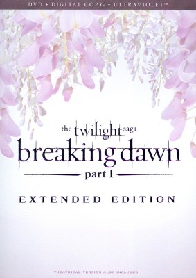 The Twilight Saga: Breaking Dawn - Part 1 (Extended) (DVD + Digital)