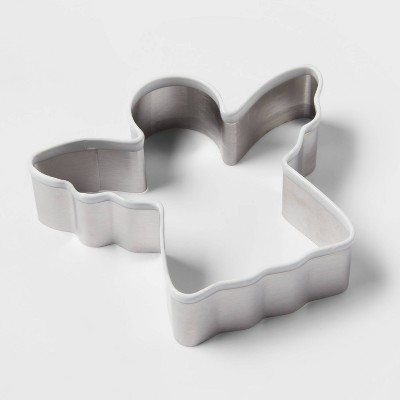 Stainless Steel Angel Cookie Cutter - Threshold™