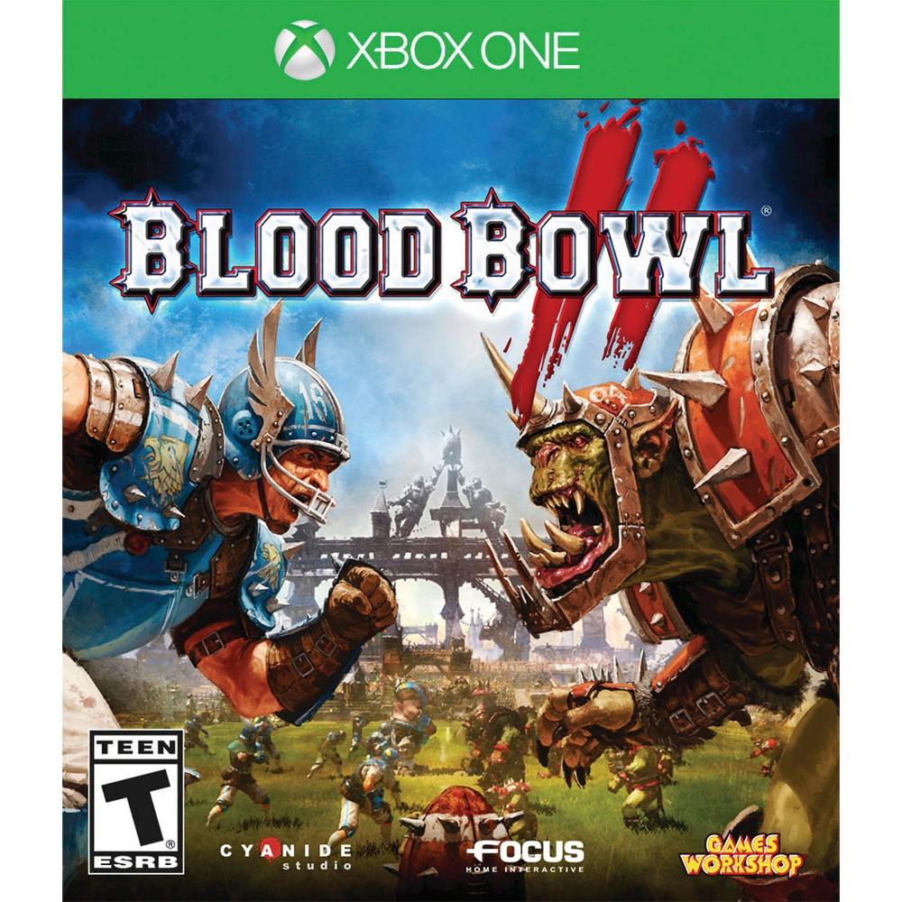 Blood Bowl 2 Xbox One, video games