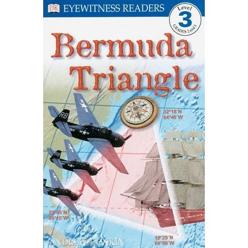 Bermuda Triangle - (DK Readers: Level 3) by  Andrew Donkin (Paperback) - image 1 of 1