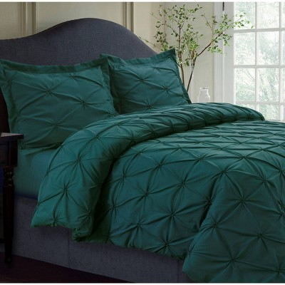 Sydney Microfiber Oversized Duvet Cover Set - Tribeca Living