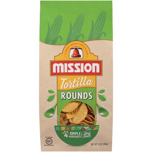 Mission Rounds Tortilla Chips - 13oz - image 1 of 1