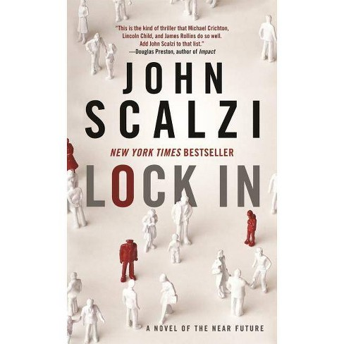 Lock in - by  John Scalzi (Paperback) - image 1 of 1