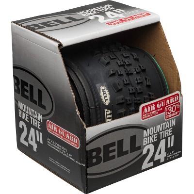 """Bell 24"""" Tread 1 Mountain Bike Tire - Black"""