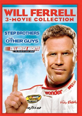 Will Ferrell 3-Movie Collection (DVD)