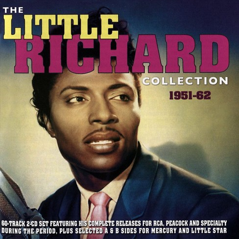 Little richard - Little richard collection:1951-1962 (CD) - image 1 of 1