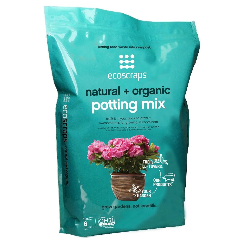 Buy 6qt Potting Soil - EcoScraps