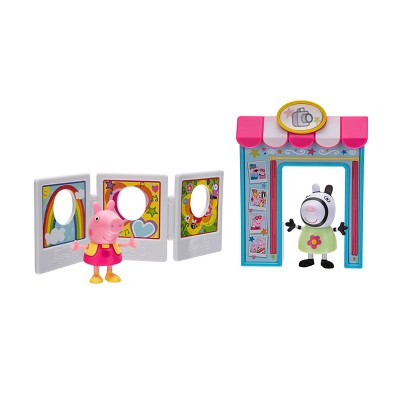 Peppa Pig Photo Booth Playtime Set