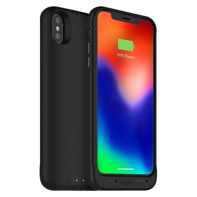 Mophie Apple iPhone X/XS Juice Pack Case - Black