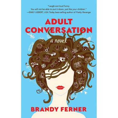 Adult Conversation - by  Brandy Ferner (Paperback) - image 1 of 1