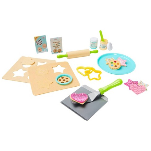 Perfectly Cute Let's Bake Felt Cookie 30pc Set - image 1 of 4