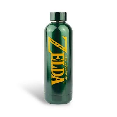 Just Funky Legend of Zelda Hyrule Stainless Steel Water Bottle